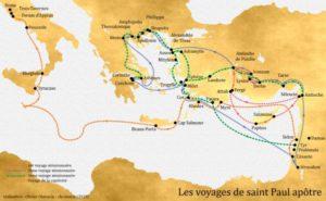 Voyage St Paul