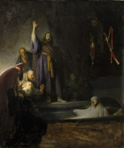 Rembrandt_-_The_Raising_of_Lazarus